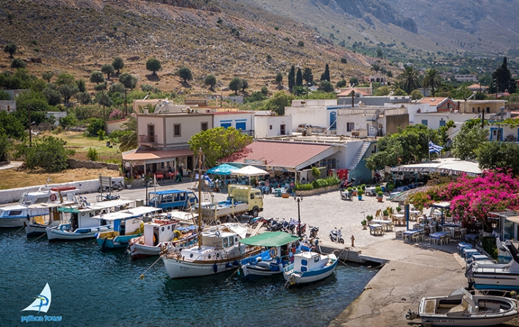 Kalymnos, the Sponge island